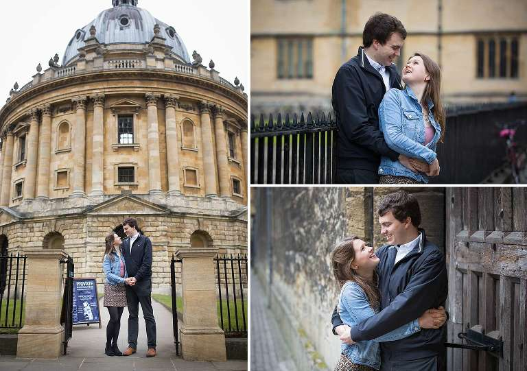 Oxford City Centre Portraits