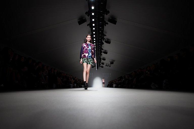 Somerset House Fashion Show