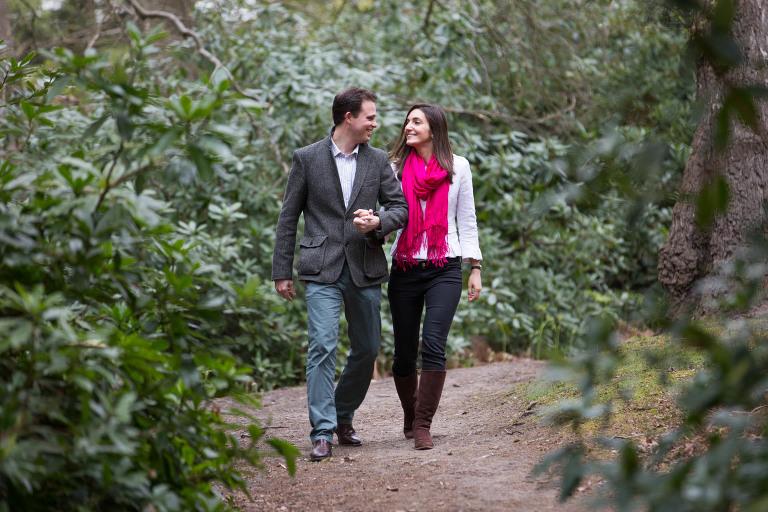 Windsor Great Park Engagement Shoot