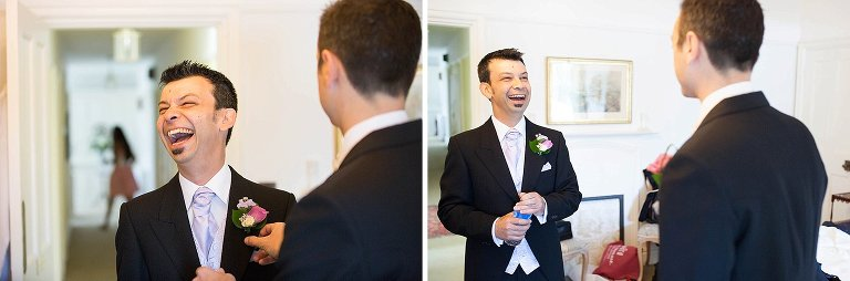 Poundon House wedding photographer