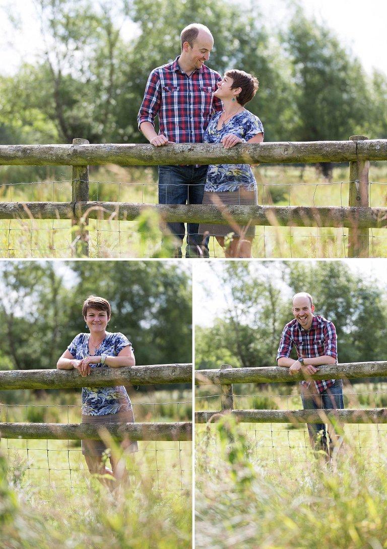 Oxfordshire engagement shoot