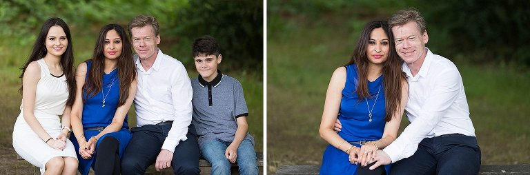 Virginia Water family photographer