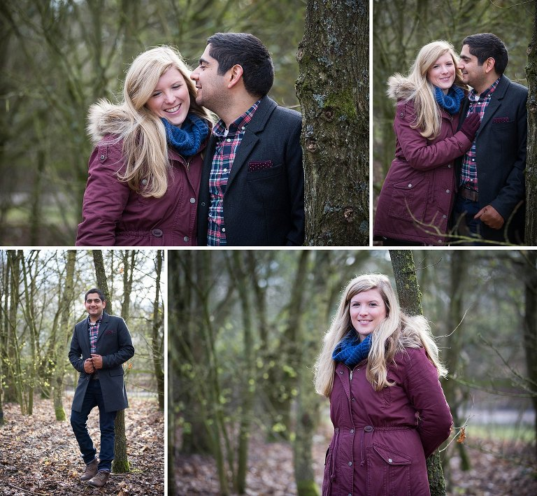 Catherine and Rohan's engagement shoot
