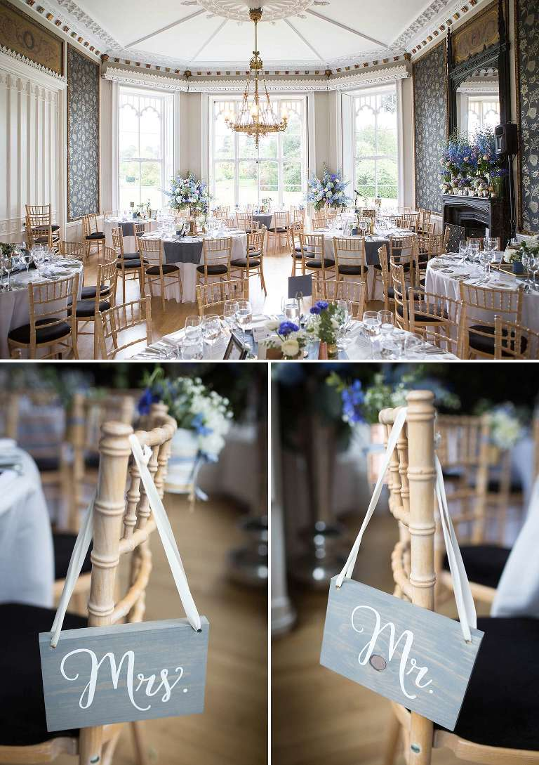 Nonsuch - Orchid Room - Wedding Breakfast