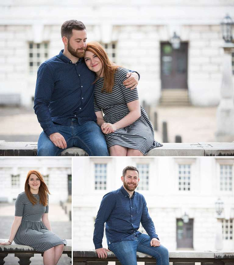 Paige and Michael's engagement shoot