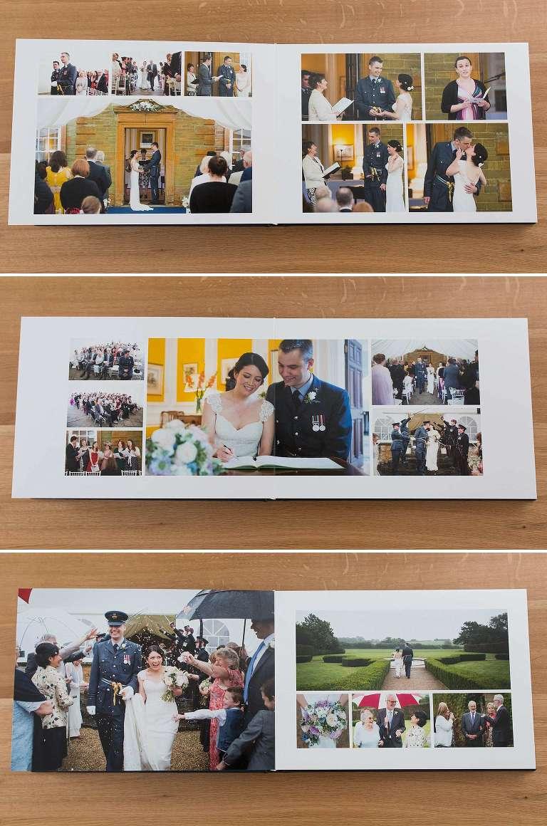 Queensberry Wedding Album