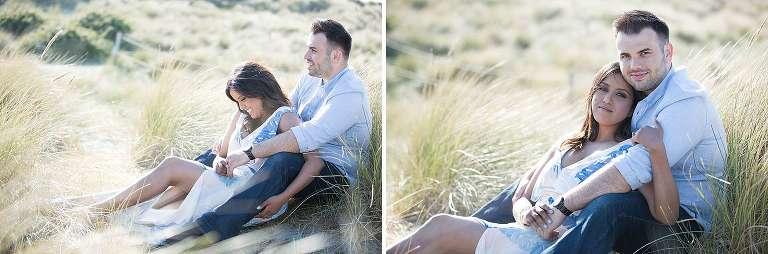 Sussex engagement shoot