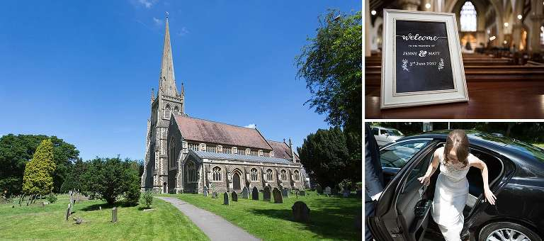 St Paul's Church Wokingham