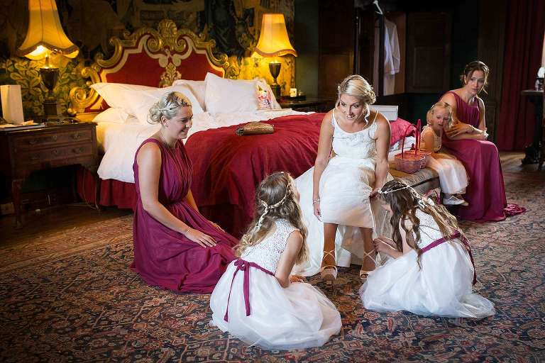Great Fosters Bridal Prep