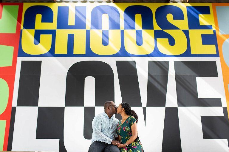 Southbank pre-wedding shoot