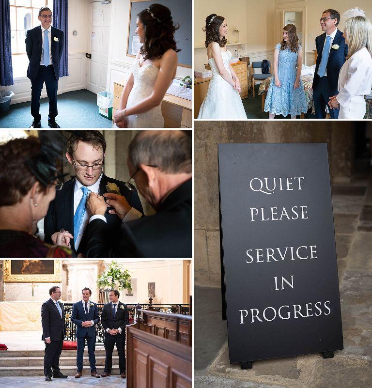 Oxford documentary wedding photography