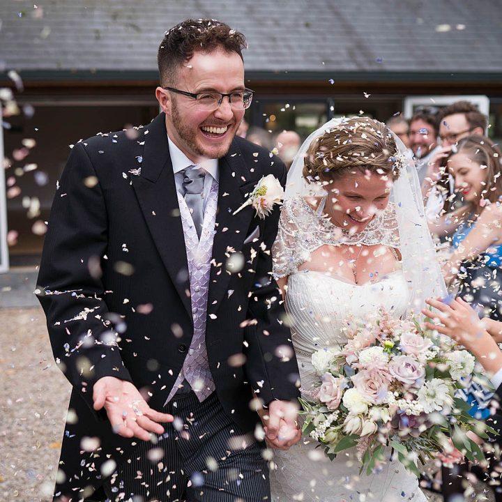 Wasing Park Wedding - Octavia and Ben