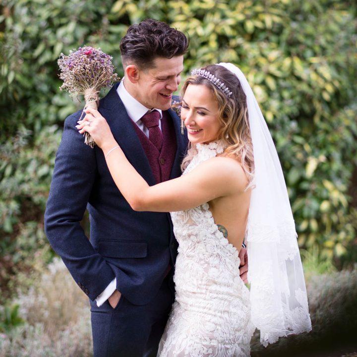 Leez Priory Wedding - Sophie and Daniel