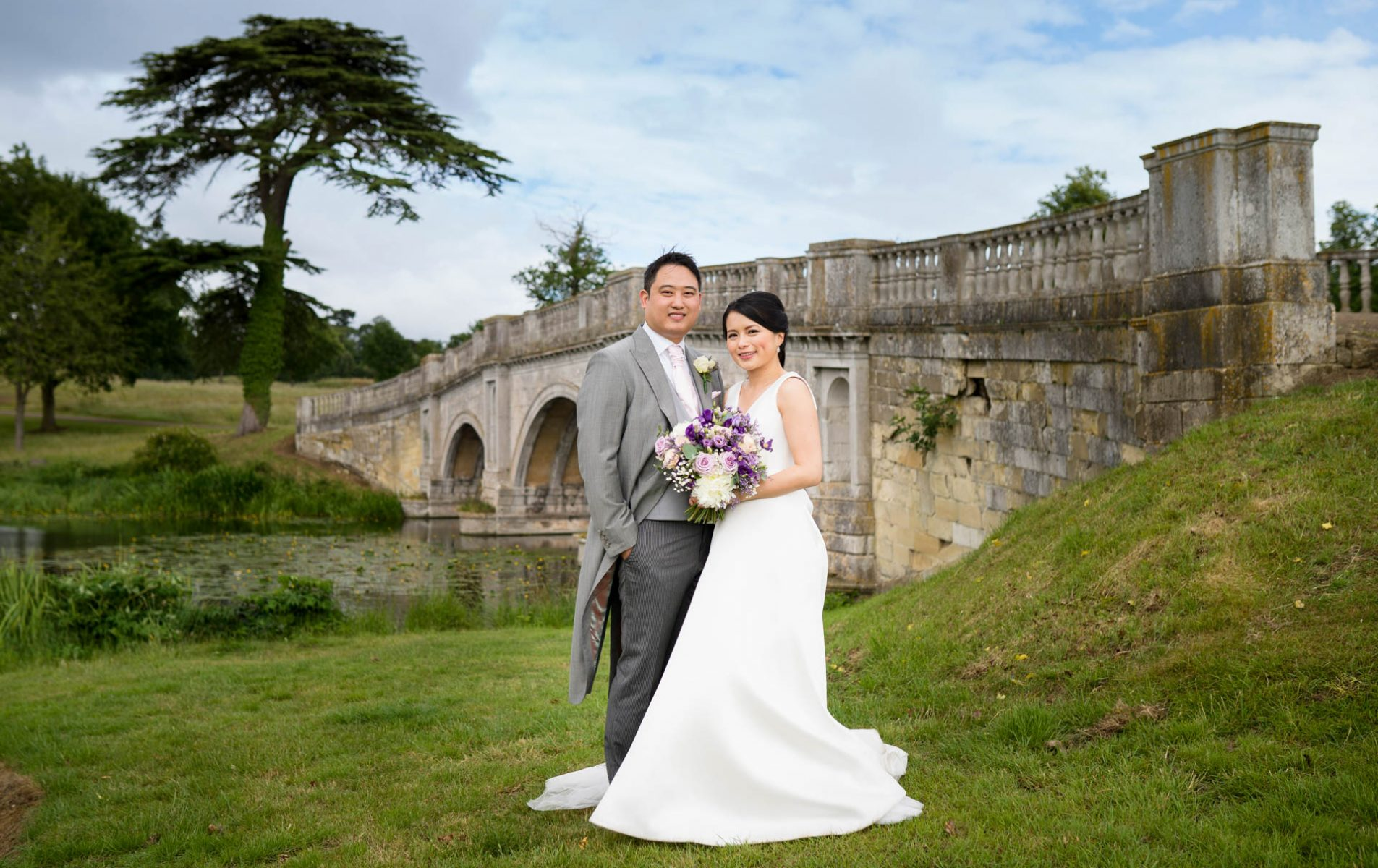 Brocket Hall Wedding - Kamin and Chris