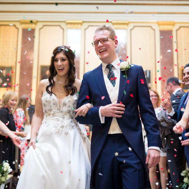 Law Society London Wedding - Shiva and Philip